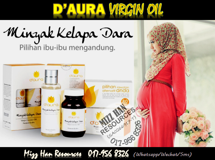DAURA VIRGIN COCONUT OIL VCO