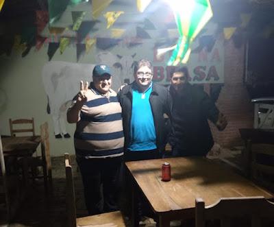 Pré-candidato a prefeito de Sairé rompe com prefeito e passa a apoiar bloco de oposição