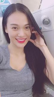 Gái xinh facebook người mẫu Cao Thùy Linh