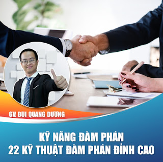 29 bài giảng online Kỹ năng đàm phán - Hé lộ 22 Kỹ thuật thương lượng đỉnh cao từ GV Bùi Quang Dương cực dễ hiểu ebook PDF-EPUB-AWZ3-PRC-MOBI