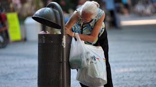 Пенсионеры в Германии