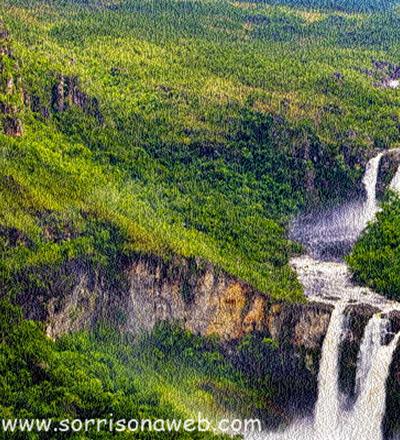 Parque nacional da Chapada dos Veadeiros - Sorriso na Web
