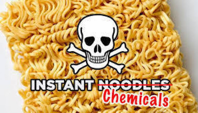 Noodles Are Not Good For Health