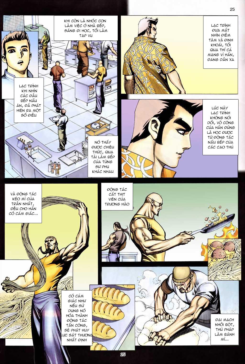 Xích Trụ Phạn Đường chap 5.2 - Trang 14