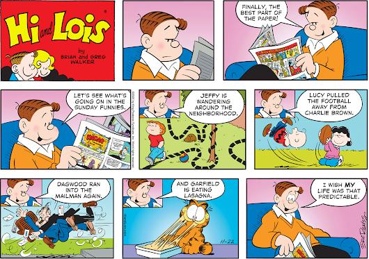 Hi and Lois