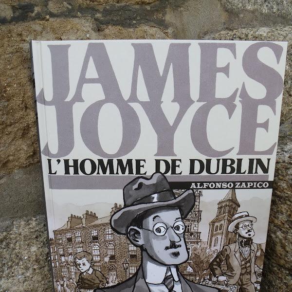 James Joyce, l'homme de Dublin de Alfonso Zapico