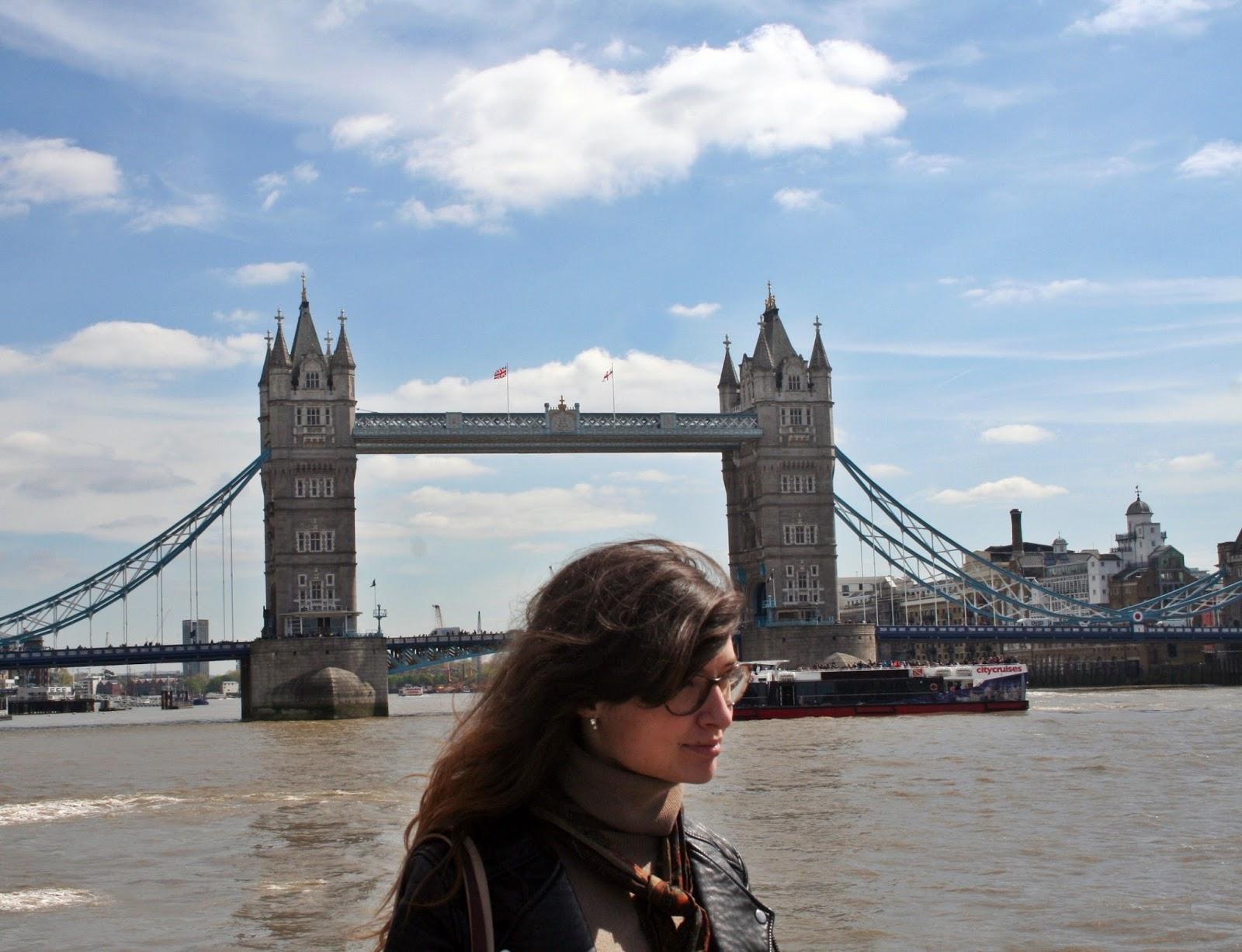 London Bridge - Tower of London