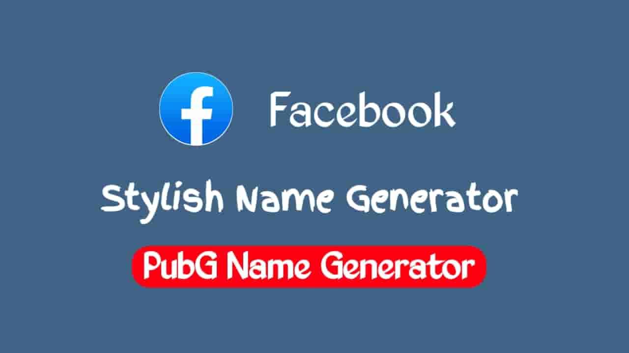PubG Name Generator