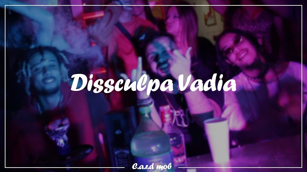 Card Mob - Dissculpa Vadia (Clipe Oficial) [Direct by @yolfloy]