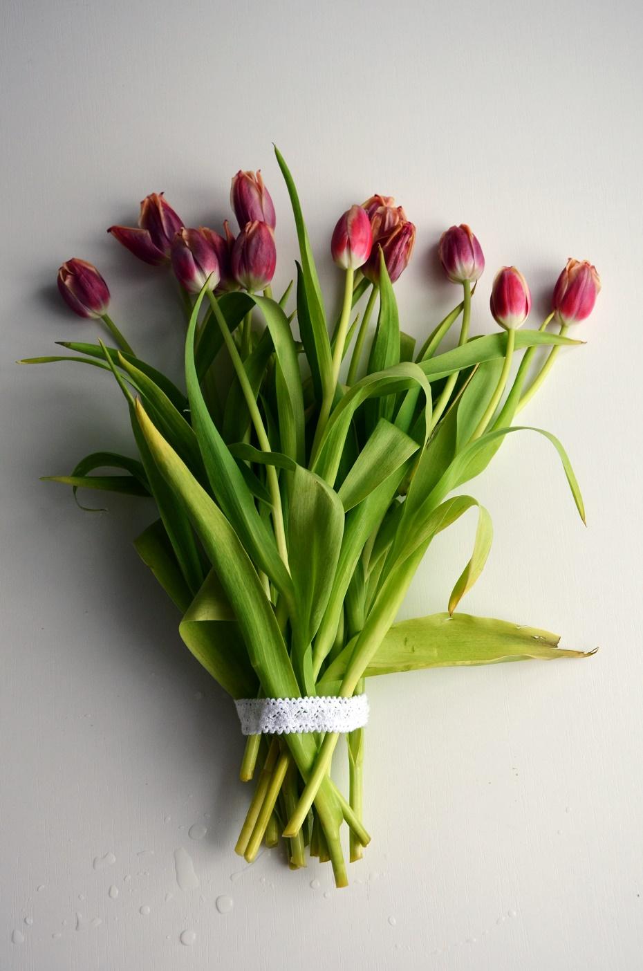 jak zrobić słoiczki na kwiaty