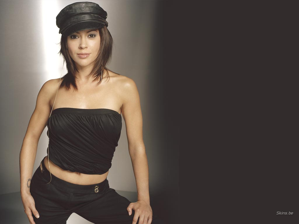 alyssa milano celebrities - photo #16