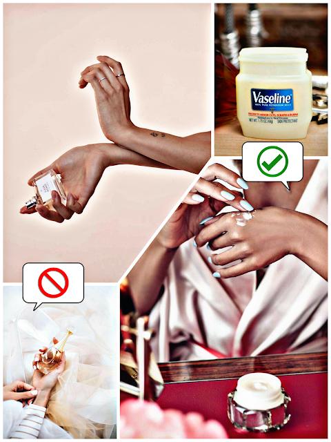 Cómo hacer que el perfume dure más tiempo