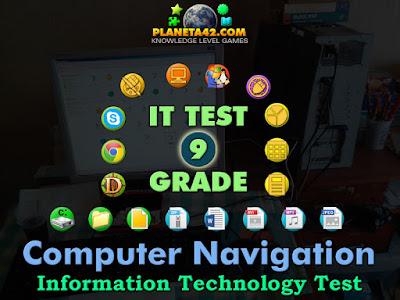 Computer Navigation Test