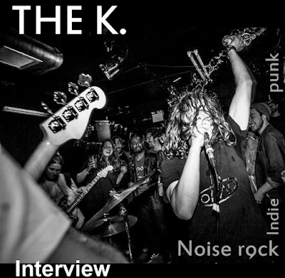 THE K. - Interview 2019 (Noise rock, grunge, punk)