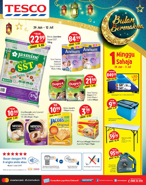 Tesco Malaysia Catalogue Discount Promo Price Offer