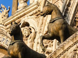 Los Caballos Basílica San Marco