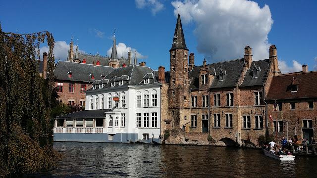 Itinerario y presupuesto de viaje a Flandes