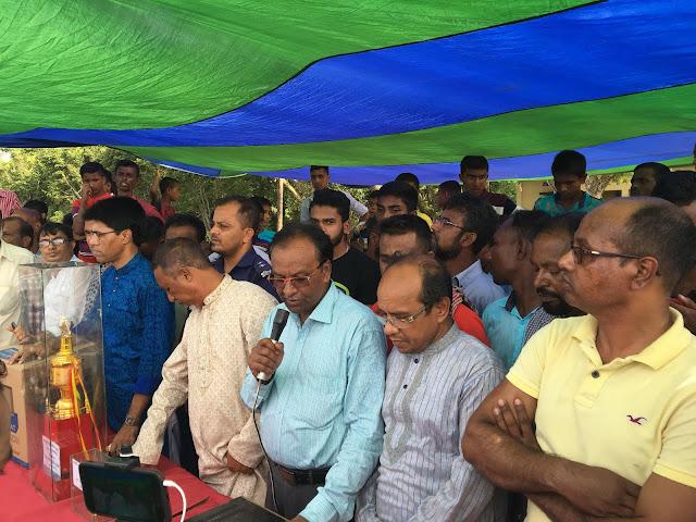 জগন্নাথপুরে ঐতিহ্যবাহী নৌকা বাইচ প্রতিযোগিতা সম্পন্ন