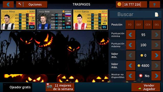 طريقة تحميل لعبة دريم ليج ب باتش الهالوين halloween