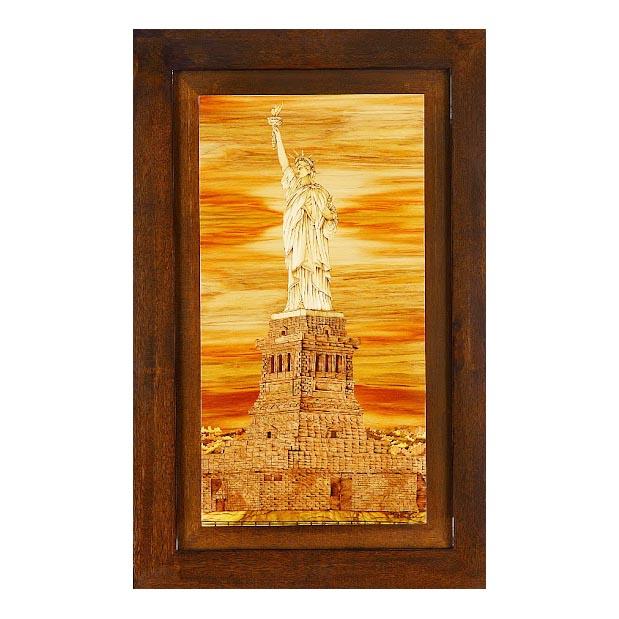 「自由女神 Statue of Liberty」