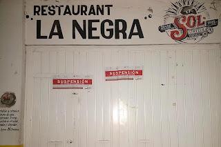 """""""La Negra"""" y """"Libra"""" cerrados por presunta corrupción de menores"""