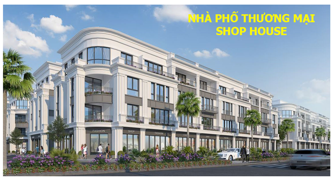 Shophouse FLC La Vista Sa Đéc