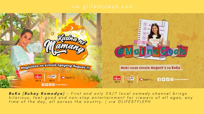 Buhay Komedya: Maine Mendoza, Pokwang top-bill fresh comedy programs on BuKo Originals