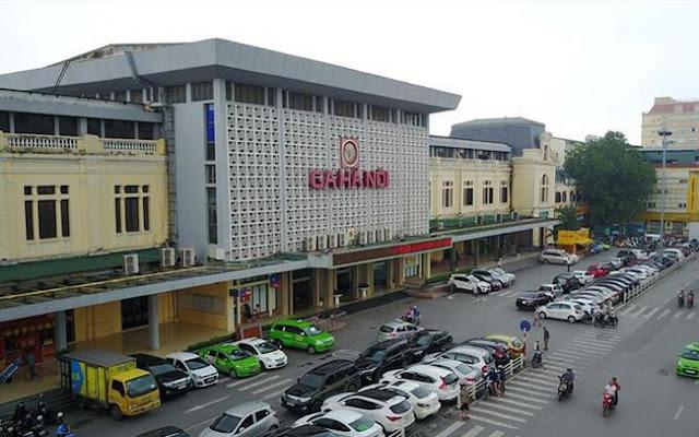Quy hoạch ga Hà Nội