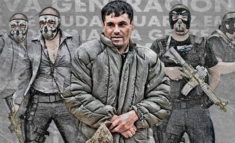 Sicarios traidores del Cártel de Sinaloa contra su ex- patrón El Chapo Guzmán