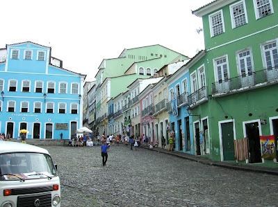 Pelourinho, Salvador de Bahía, Brasil, La vuelta al mundo de Asun y Ricardo, round the world, mundoporlibre.com