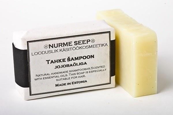 21c51c61edd Puhas Elu: Huvitav leid - Eestis toodetud tahke šampoon