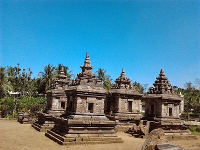 Tempat Bersejarah di Indonesia Candi Ngempon