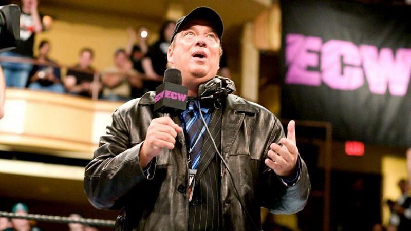 Paul Heyman quer que os fãs da ECW sejam introduzidos ao WWE Hall of Fame