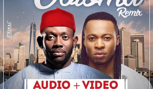 Video: J.Martins Ft. Flavour – Obioma (Remix)