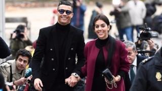 Ronaldo aingia katika makubaliano na mahakama ili kukwepa kifungo jela