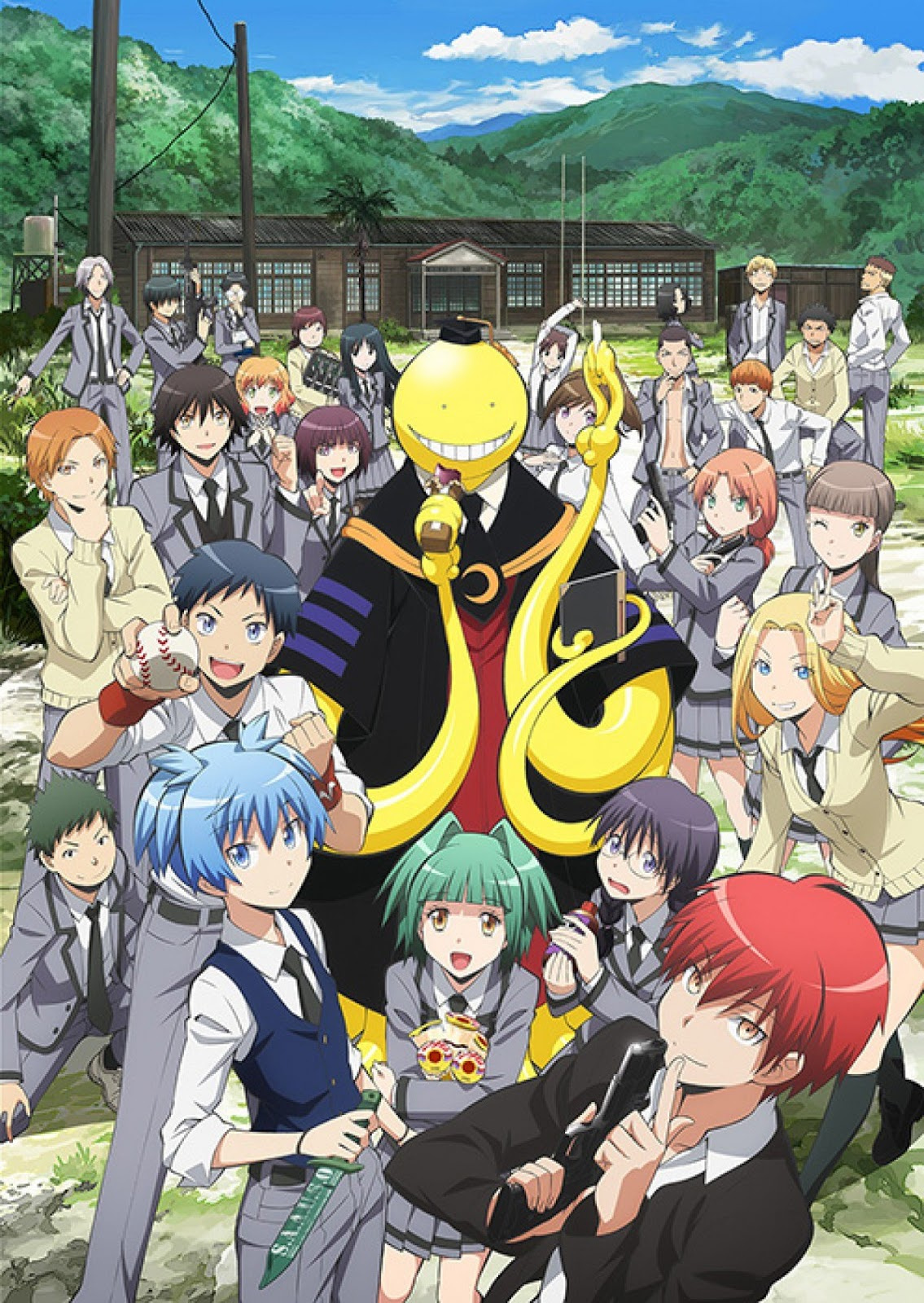 Assassination Classroom Bs To