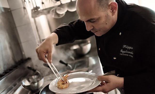 Ristorante L'A Gourmet L'Accademia na região da Calábria