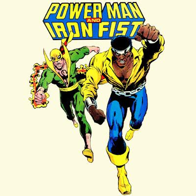 Powerman y Puño de Hierro