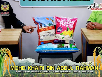PROMOSI PKP 2.0 BERAS MASJID Al-NABAWI