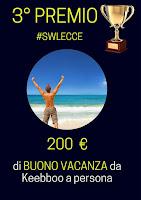 Terzo premio Startup Weekend Lecce