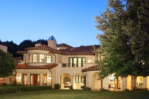 The Rock buys a Mansion that worths $27.8m (Photos)