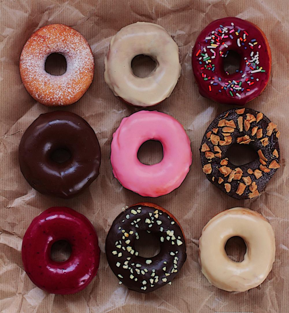 Donut auténtico