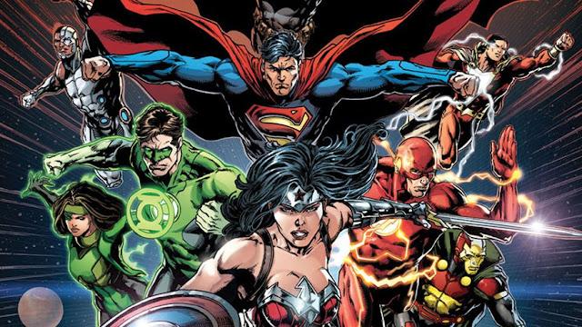 Mengenal DC Rebirth, Era Baru Komik DC