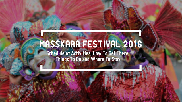 Masskara Festival 2016 in Bacolod City