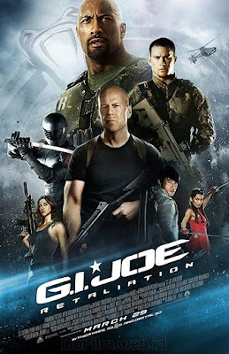 Sinopsis film G.I. Joe: Retaliation (2013)