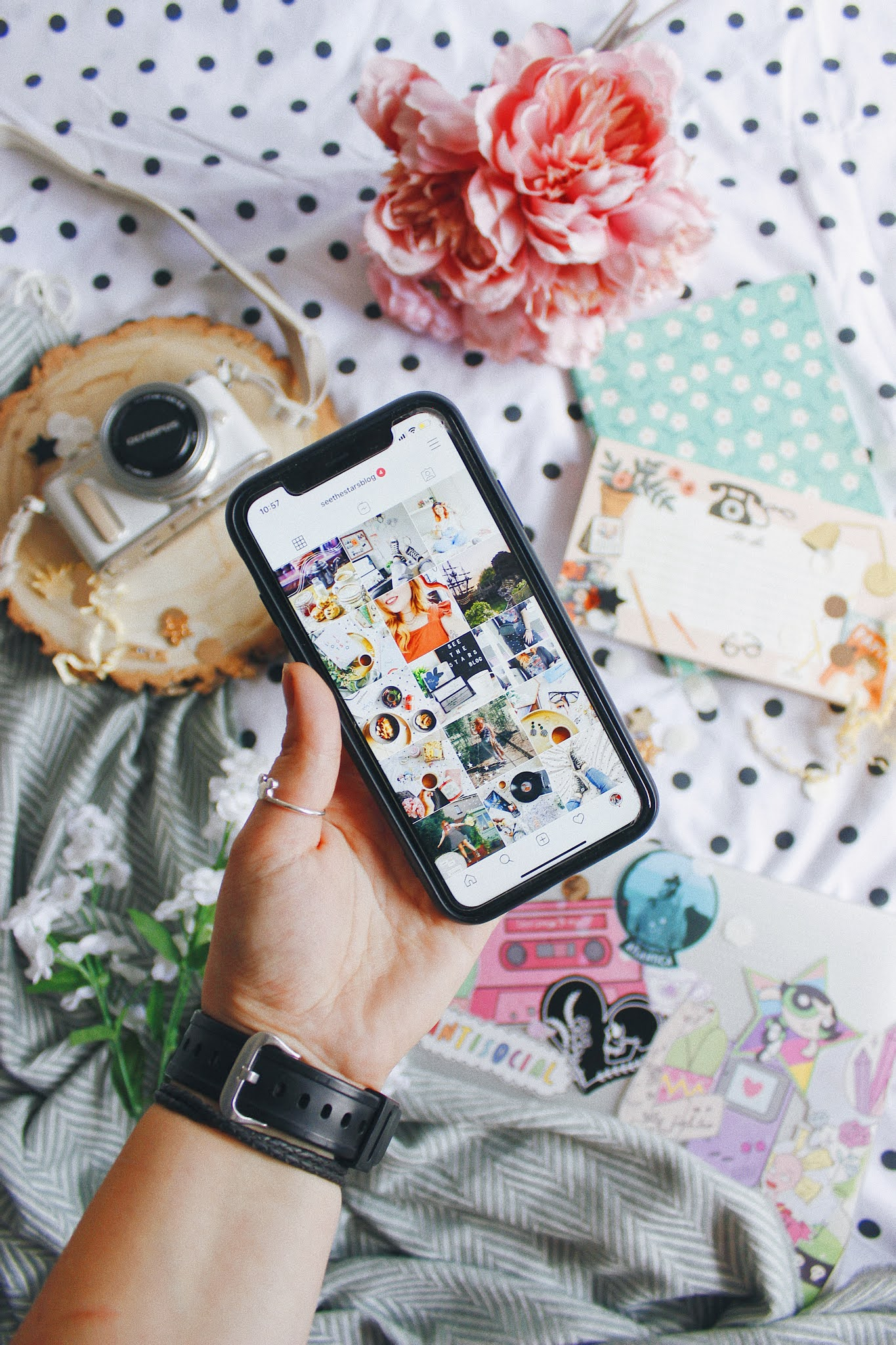 HOW I PLAN MY INSTAGRAM CONTENT - SARAHLAUBLOGS