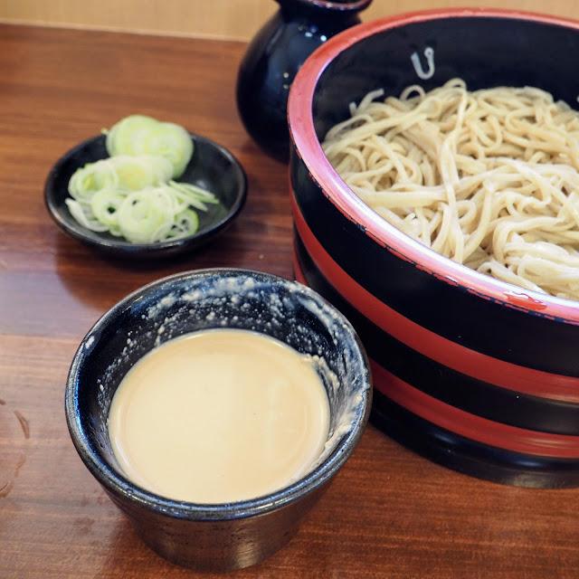 草笛 胡桃蕎麦
