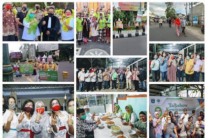 Dua Juta Langkah SALAM Memupuk Persaudaraan di Kota Mataram