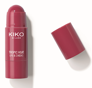 Tropic Heat Lips and Cheeks - Rs. 950