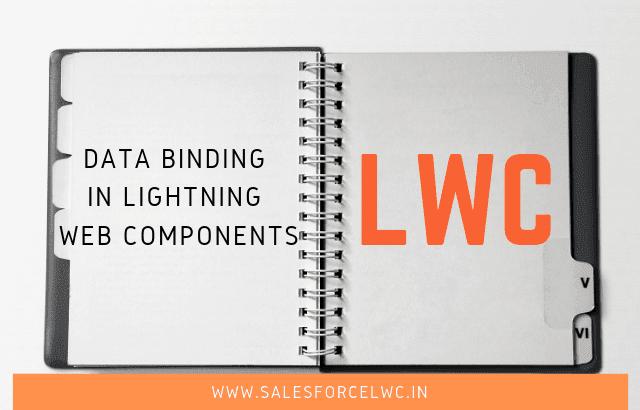 Data Binding in LWC